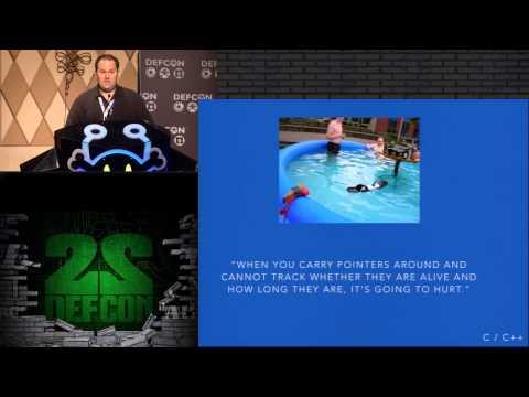 DEF CON 22 - John Menerick - Open Source Fairy Dust