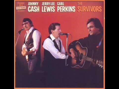 Johnny Cash'Jerry Lee Lewis'Carl Perkins_The Survivors live part 1