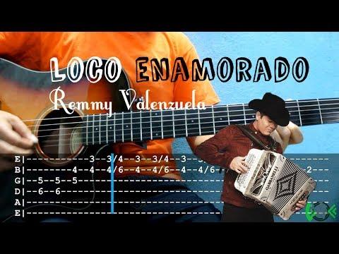 Cómo tocar loco enamorado (Requinto Tutorial) - Remmy Valenzuela/Luis Reiba