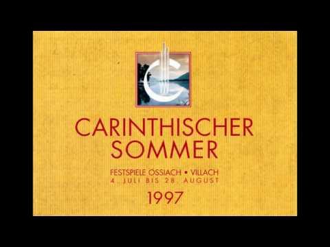 C.Franck: Violin Sonata JULIA FISCHER-GLORIA D'ATRI Live 25.4.1997