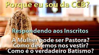 NESSE VÍDEO CONTO COMO O SENHOR ME CHAMOU NA CONGREGAÇÃO NO BRASIL,...