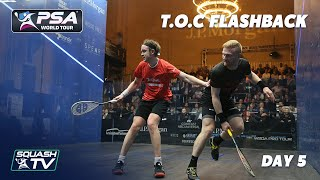 Squash: Tournament of Champion…