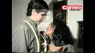 El destape de Nadine Heredia: Un cortometraje en los 90