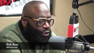 Rick Ross talks