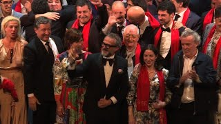 Italy's Osteria Francescana crowned world's best restaurant
