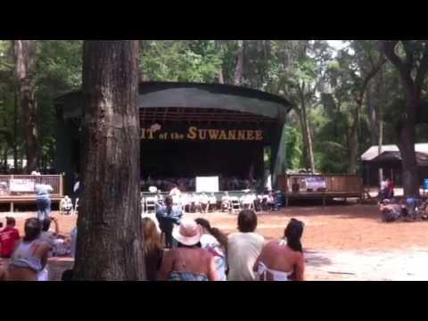 Suwannee Spirit Kids Music Camp May 2012 Drums