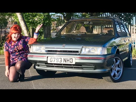 IDRIVEACLASSIC Reviews: 1990 Austin Rover Montego