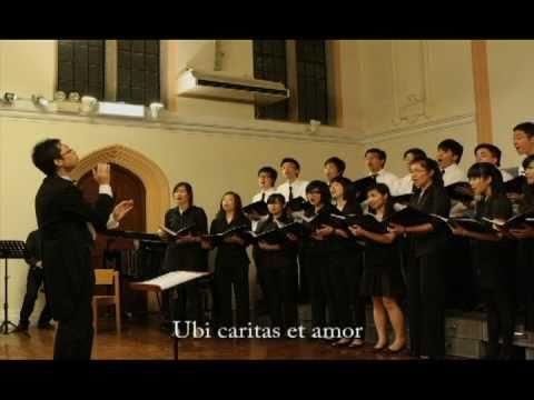 Ponte Singers - Ubi Caritas