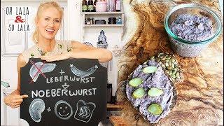 NEU * Noeberwurst * Protein Bombe * vegane Leberwurst * Brotaufstrich DIY * Rezept