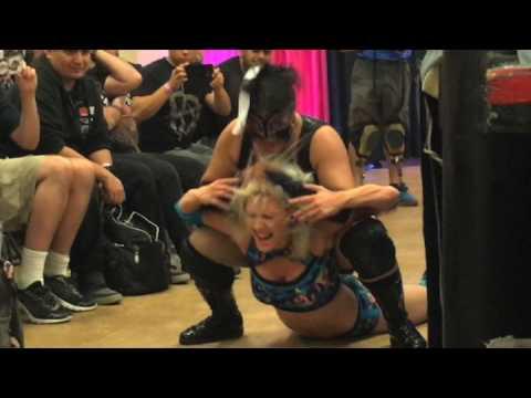 Attended:  Sabotage Wrestling 10/7/2016