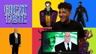 The Best Super Villain | Great Taste
