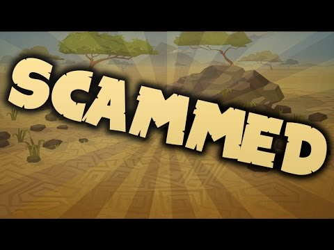 THE TIME I GOT SCAMMED IN ANIMALJAM