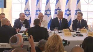 Израильский кабинет собрался в долине Иордана
