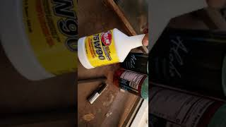 BMW e46 330i rear differential oil change \