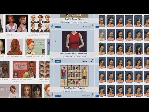 The Sims 2: Jak znajduję Custom Content?