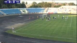 Футбольний матч «Буковина» - «Миколаїв», 2 тайм. 22.07.2015