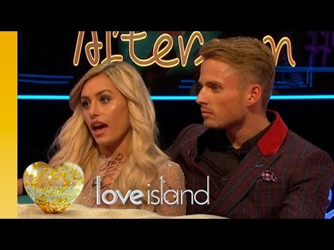 Ellie Addresses THAT Fight With Georgia | Love Island Aftersun 2018