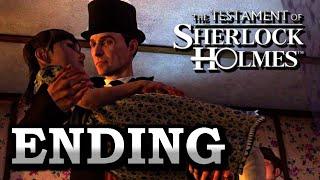 The Testament of Sherlock Holmes Ending