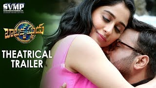Balakrishnudu Movie Theatrical Trailer | Nara Rohit | Regina | Mani Sharma | #Balakrishnudu