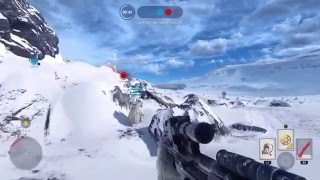 Star Wars Battlefront Contract Killer Hutt Contract Gameplay PS4