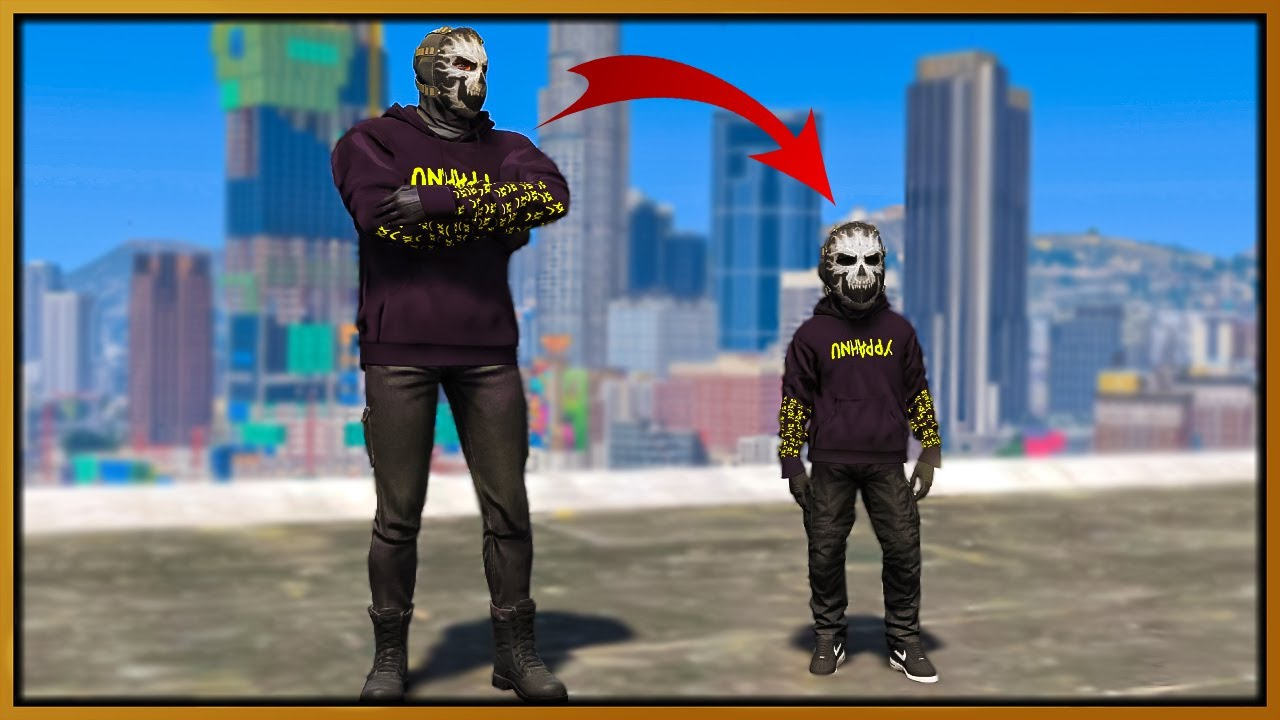 GTA 5 Roleplay - I GET TURNED INTO A KID   RedlineRP