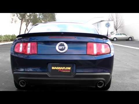 2010 Ford Mustang GT / SHELBY GT500 Performance Exhaust Kit  Magnaflow 16571