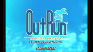 OutRun Online Arcade - Risky Ride