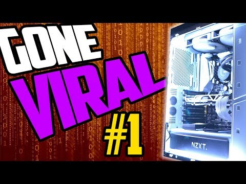 GONE VIRAL! -- PC Building Simulator #1