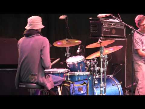 Jon Cleary: Piano, Bass & Drums (w/ Johnny Vidacovich) - Reconsider Baby - Get Low Down 11/12/11