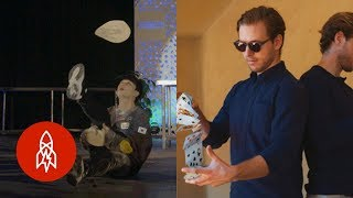 Get Schooled by these Master Jugglers