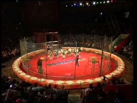 Смотреть Санкт-Петербургский Цирк на Фонтанке - 135 лет онлайн