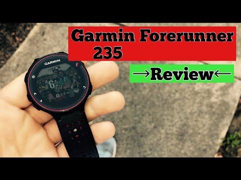 Garmin Forerunner 235 REVIEW Best GPS Running Watch 2019??
