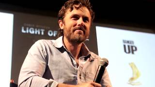 Casey Affleck's Light Of My Life Veteran Premiere