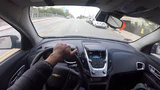 Chevrolet Equinox – Test drive part 1