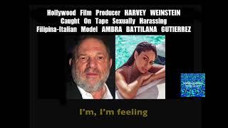 Download Video HARVEY WEINSTEIN CAUGHT ON TAPE SEXUALLY HARASSING FILIPINA-ITALIAN MODEL AMBRA BATTILANA GUTIERREZ MP3 3GP MP4