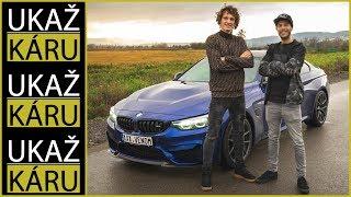 4K   LIMITKA ZA 3 000 000 !!!   BMW M4 CS   ALEX KRÁL   460 KONÍ