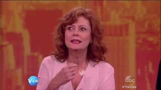 Susan Sarandon On Whom She