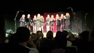 UVM Cats Meow at The Latches Feb 7, 2015 - 1