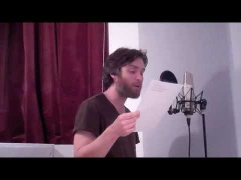 Cillian Murphy reads Lovesong by Ted Hughes