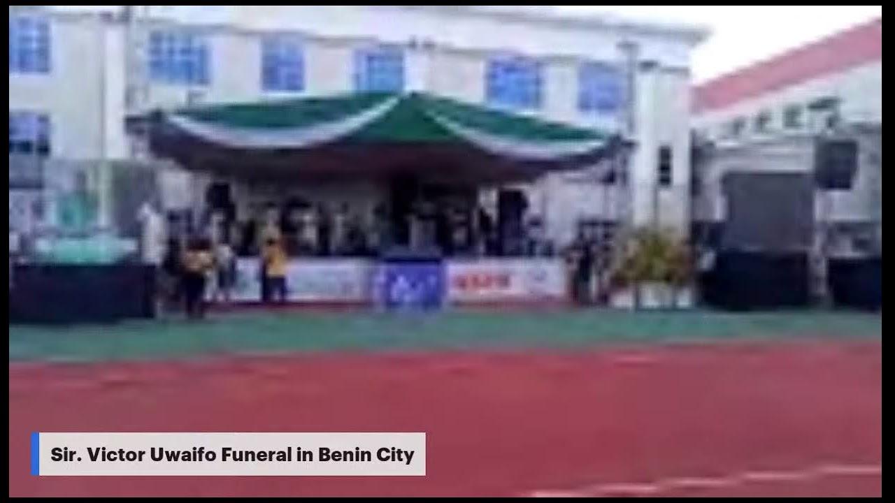 Download EXCLUSIVE: Legendary Sir Victor Uwaifo Bids Final Farewell. Adieu