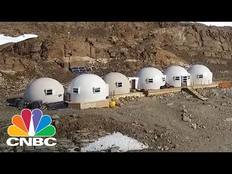 At $80,000 A Week, This Is The Most Exclusive Hotel On Earth — In Antarctica | CNBC