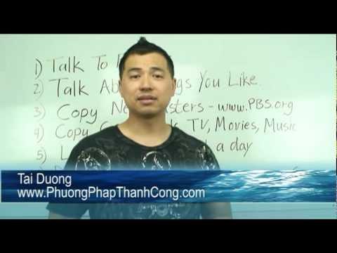 7 Phương Pháp Để Giúp Cac Em Học Tiếng Anh Nhanh Hơn - Tai Duong