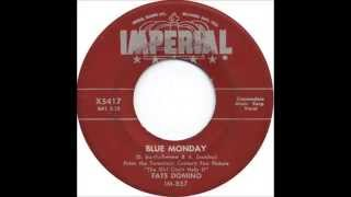Fats Domino - Blue Monday - March 30, 1955