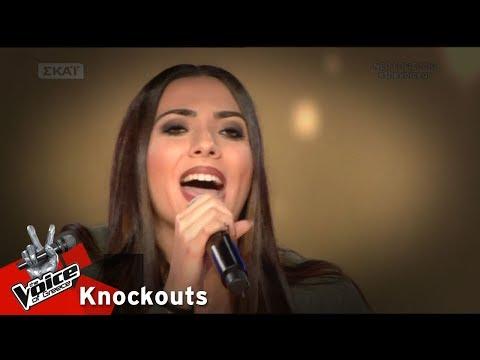 Δέσποινα Λεμονίτση - Colors of the wind | 3o Knockout | The Voice of Greece