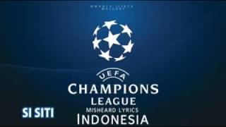 Download Video Si SITI MESUM, dagelan theme song nya liga champion MP3 3GP MP4