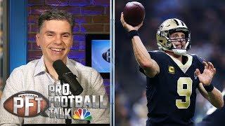 Brees, Saints outlast Texans' late-game heroics | Pro Football Talk | NBC Sports