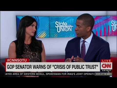 """Dana Loesch: """"This distrust with the press has been the press"""