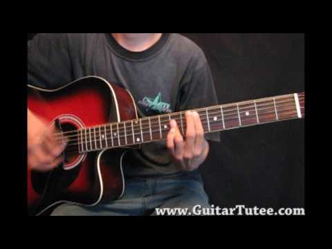 Keri Hilson feat Kanye West & Ne-Yo - Knock You Down, by www.GuitarTutee