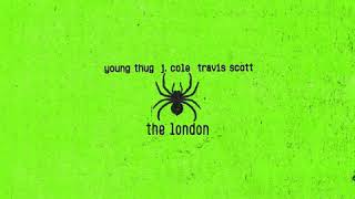 Young Thug - The London (ft. J. Cole & Travis Scott) [Official Instrumental]