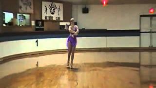 2011 Fantasy Invitational - Jr World Class Solo - Jacquelyn Kane - Flirtation Waltz